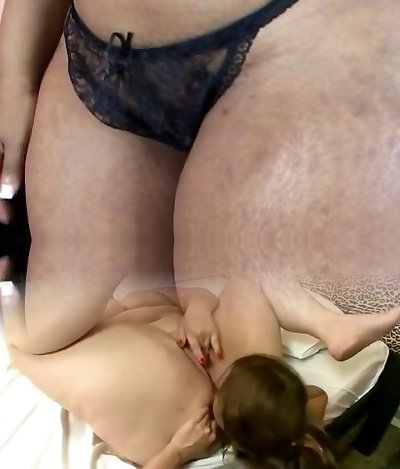 Big titted girl rails and gets romped