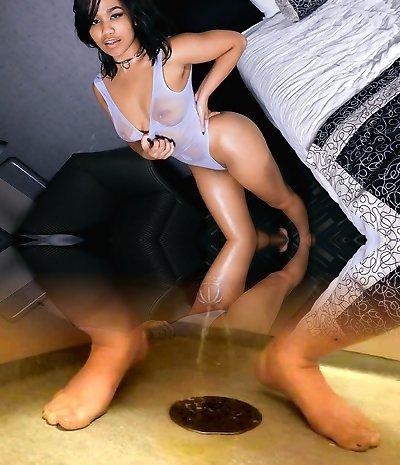 TeenyBlack - Hot Black Teen Smashed