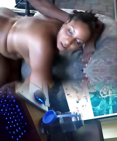 Fabulous Black and Black, Gigantic Natural Tits porn movie