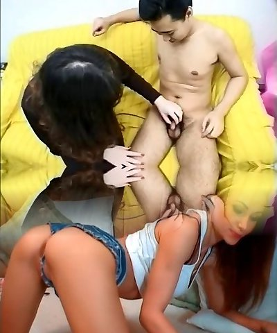 Chinese Female Blow Job.