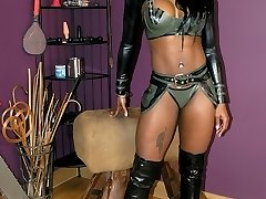 Penalized By Mistress Kiana