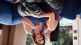 India Summer, Eva Notty Gobble Out Labia