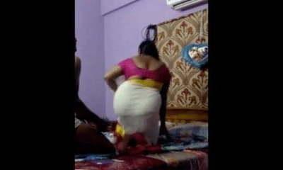 Indian aunty youthfull boy