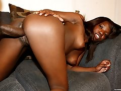 Cocoa Dickens loves big dick so much, she rarely does anything