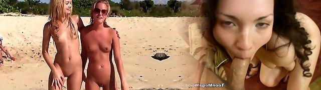 Glorious exgirlfriend swallow