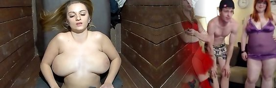 Sucking and Pounding HOLES