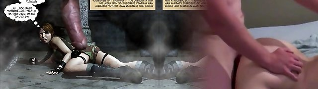 3D Comic: Clara Ravens. Episode Two