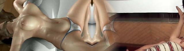 3D Hardcore Gang-bang - FreeFetishTVcom