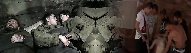 Rachel Weisz sex scenes in 'Enemy at the Gates' HD