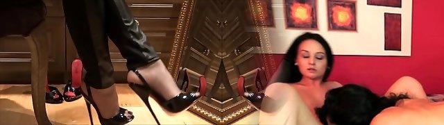 Highest High-heeled Slippers