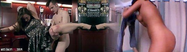 Olga Cabaeva & Sam Bourne in Russian maid tears up her client - PureXXXFilms