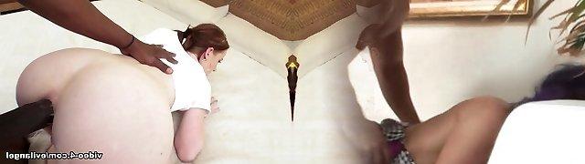 Kierra Wilde & Sean Michaels & Pervert City in Anal Pervs - EvilAngel