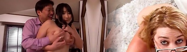 Megumi Haruka in Poked by my Spouses Boss part 2