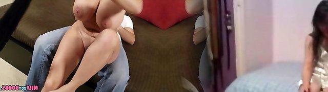 Gorgeous Big Tit MILF