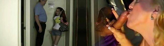 Amai Liu - Chicago Babysitter pt 1