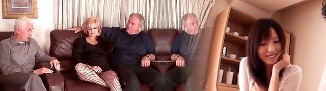 Mature Bisexual Couple Treatment I