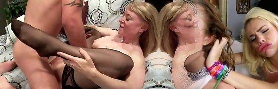 Mothers & sonnies - Nina Hartley