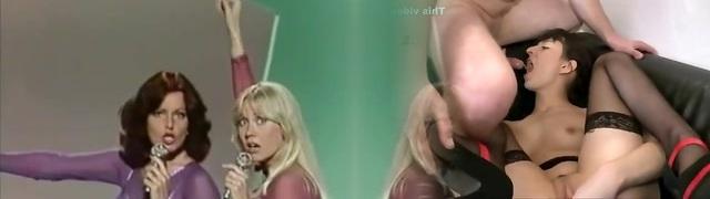 ABBA (no porno) warm belley dance and cameltoe