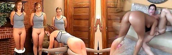 Best homemade BDSM, Spanking xxx movie