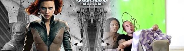 Scarlet Johansson/ Ebony widow compilation