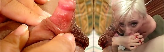 Dahlia Dee hates tiny clitty sausages