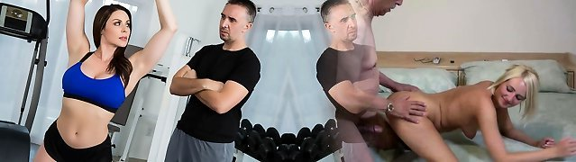 Kendra Zeal & Keiran Lee in Personal Trainers: Sesh 1 - Brazzers